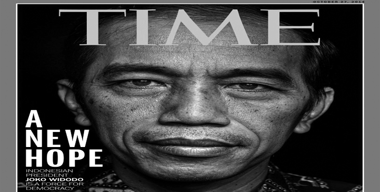 Will Jokowi Be the 2014 TIME's Person of the Year ?